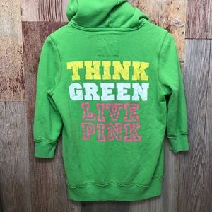 PINK Victoria's Secret Sweatshirt S